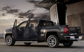 Fahrzeuge - 2014 GMC Sierra Wallpapers and Backgrounds ID : 472810