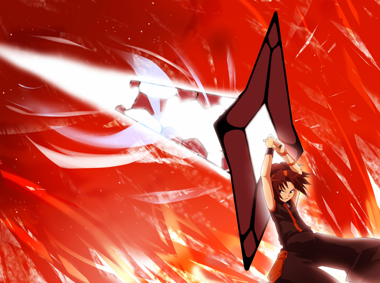 Shaman King Hd Wallpaper Background Image 3000x2232 Id