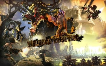 Video Game - Bulletstorm Wallpapers and Backgrounds ID : 473108