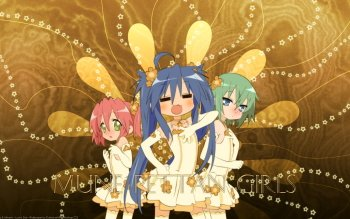 Anime - Lucky Star Wallpapers and Backgrounds ID : 473473
