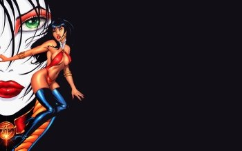 Comics - Vampirella Wallpapers and Backgrounds ID : 473642