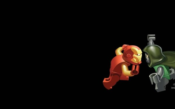 Comics Los Vengadores Iron Man Doctor Muerte Fondo de pantalla HD | Fondo de Escritorio