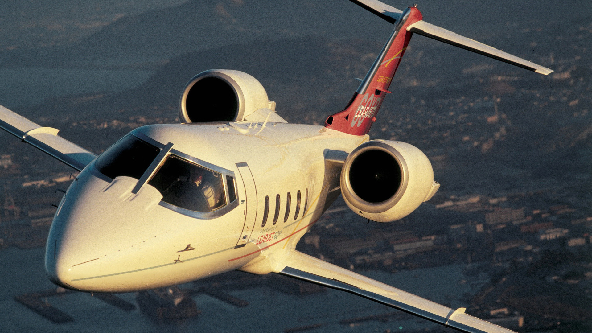 1 Learjet 60xr Hd Wallpapers Background Images