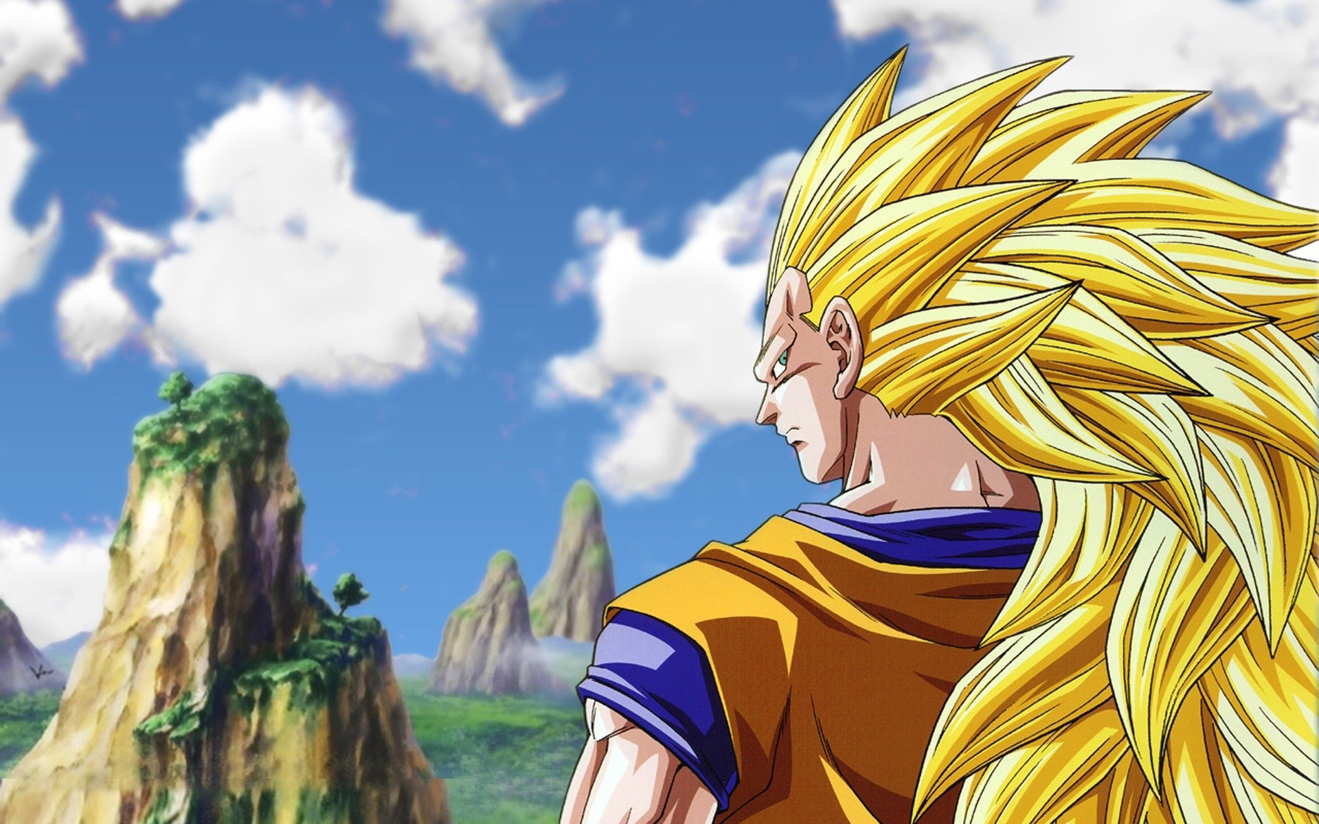 Anime - Dragon Ball Z  Goku Wallpaper
