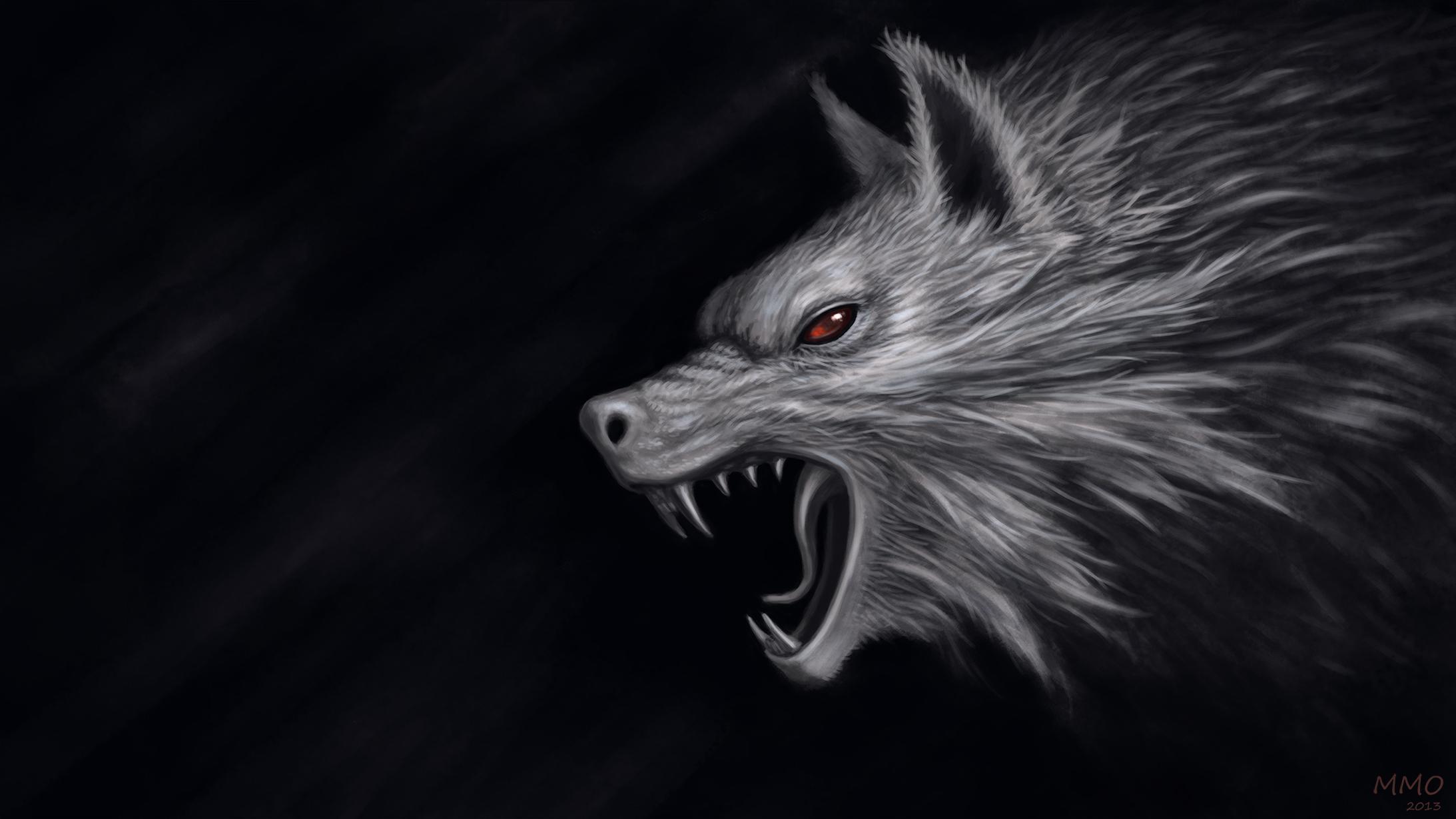Alpha Wolf Wallpaper