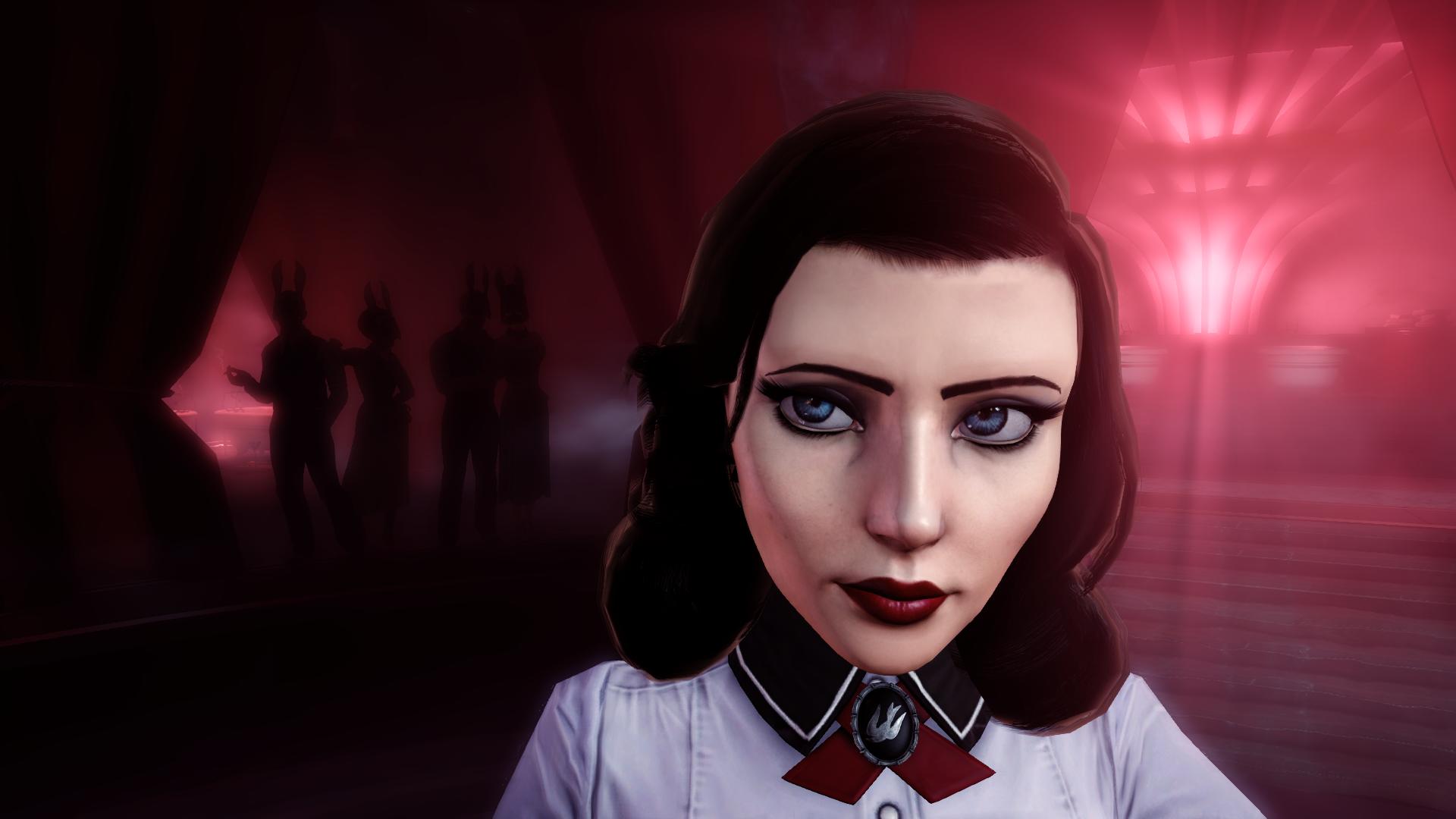 Video Game - BioShock Infinite: Burial at Sea  Bioshock Infinite Video Game Elizabeth (Bioshock Infinite) Wallpaper