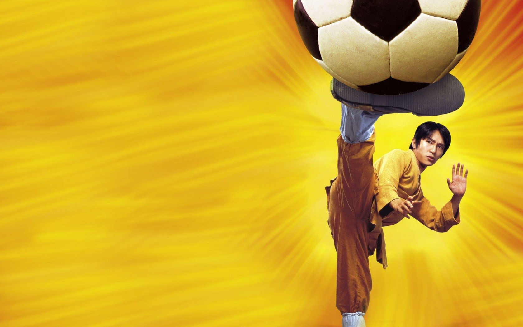 shaolin soccer english