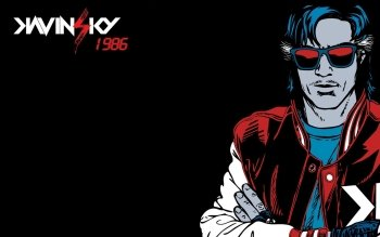 Music - Kavinsky Wallpapers and Backgrounds ID : 475192