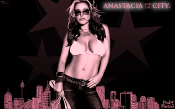 Music - Anastacia Wallpapers and Backgrounds ID : 475277