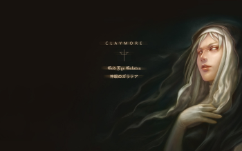 Anime - Claymore Wallpapers and Backgrounds ID : 475908