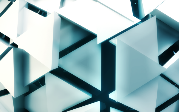 Abstract Triangle Hexagon Design Saiverxdesigns HD Wallpaper | Background Image