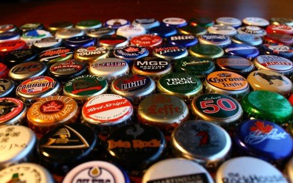 Misc Beer Bottle Caps Beer Bottle Caps HD Wallpaper | Background Image