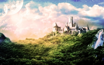 Fantasy - Castle Wallpapers and Backgrounds ID : 476326