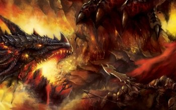 Fantasy - Dragon Wallpapers and Backgrounds ID : 476382