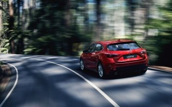 Vehicles - 2014 Mazda 3 Wallpapers and Backgrounds ID : 476780