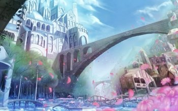 Fantasy - City Wallpapers and Backgrounds ID : 476876