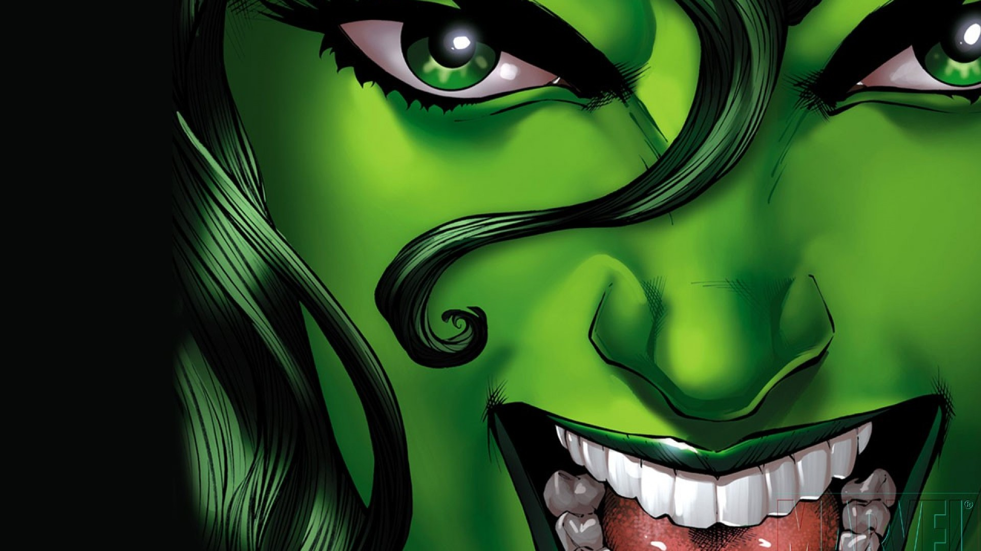 she-hulk full hd wallpaper and background image | 1920x1080 | id:477833