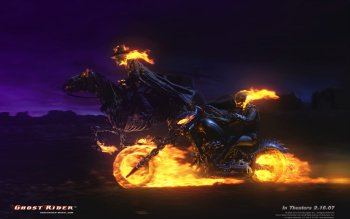 Movie - Ghost Rider Wallpapers and Backgrounds ID : 477267