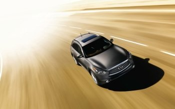 Vehicles - Infiniti Qx70 Wallpapers and Backgrounds ID : 477296