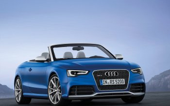 Vehicles - 2014 Audi RS 5 Cabriolet Wallpapers and Backgrounds ID : 477473