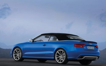 Vehicles - 2014 Audi RS 5 Cabriolet Wallpapers and Backgrounds ID : 477474