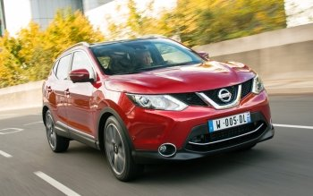 Fordon - 2014 Nissan Qashqai Wallpapers and Backgrounds ID : 477644