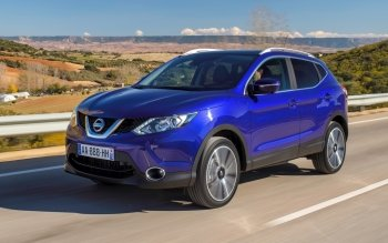 Vehicles - 2014 Nissan Qashqai Wallpapers and Backgrounds ID : 477648