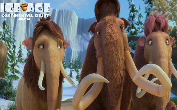 Movie Ice Age: Continental Drift Ice Age HD Wallpaper | Background Image