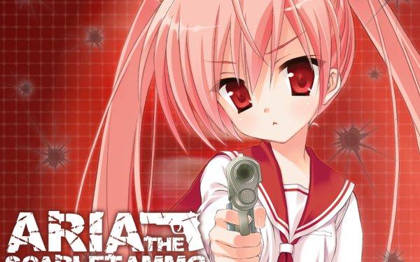 Anime Aria The Scarlet Ammo Aria Holmes Kanzaki HD Wallpaper | Background Image