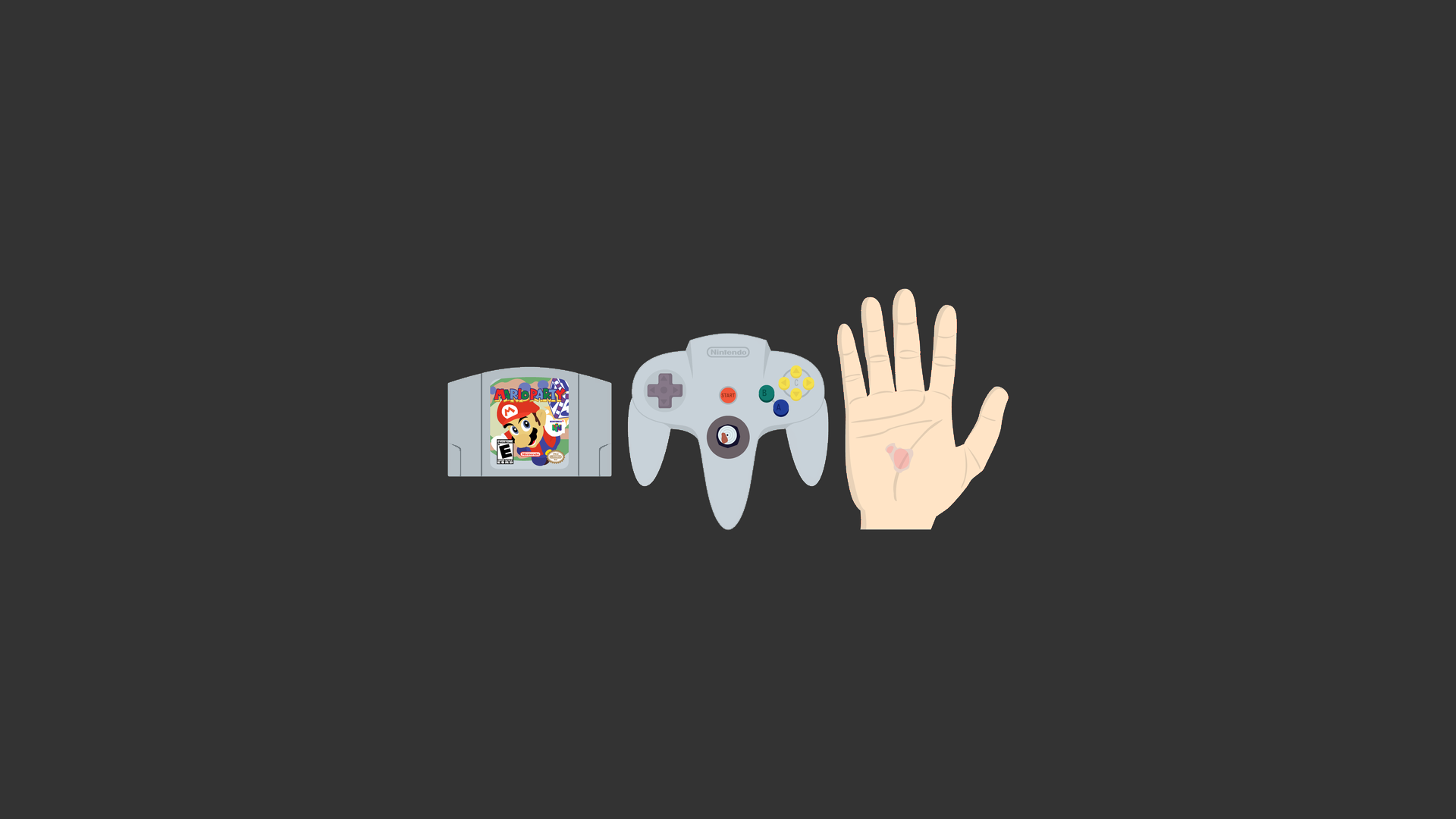 Nintendo 64 Full HD Wallpaper and Background | 1920x1080 ...