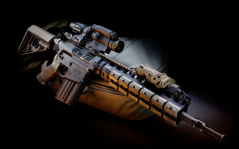 Pubg Scope Wallpaper: 3 LaRue Assault Rifle HD Wallpapers