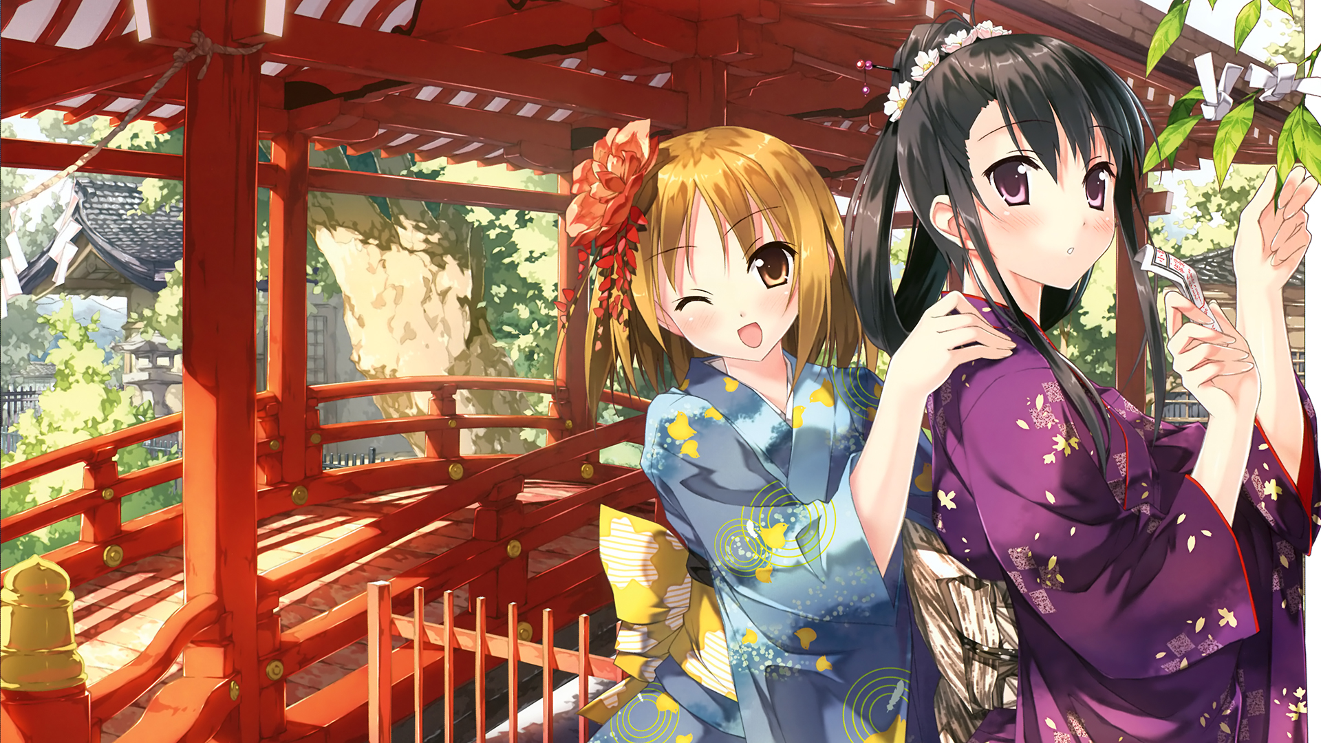 Image Result For Manga Party Wallpapera