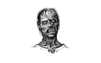 Dark - Zombie Wallpapers and Backgrounds ID : 479015