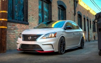 Vehicles - Nissan Sentra Nismo Concept Wallpapers and Backgrounds ID : 479317
