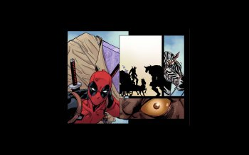 Comics - Deadpool Wallpapers and Backgrounds ID : 479621