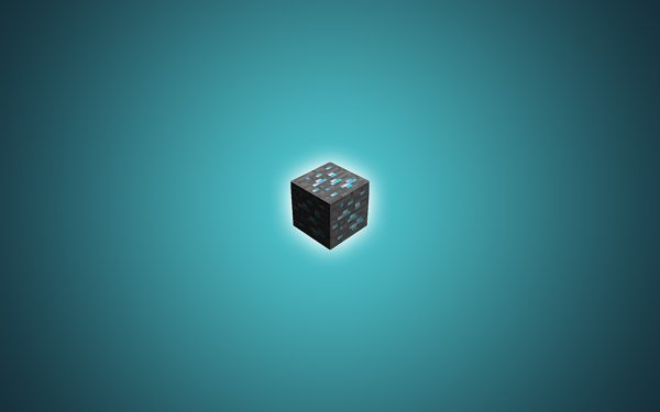 Jeux Vidéo Minecraft Mojang Ore Diamond Fond d'écran HD | Arrière-Plan