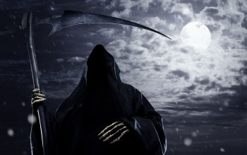 Donker - Grim Reaper Wallpapers and Backgrounds ID : 480251