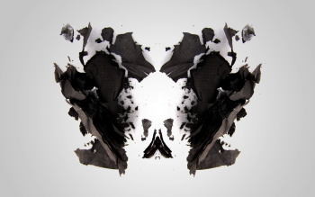 Man Made - Rorschach Wallpapers and Backgrounds ID : 480367