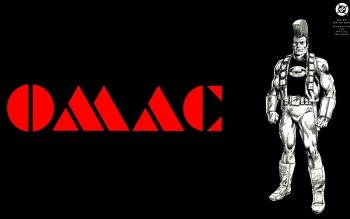Comics - O.M.A.C. Wallpapers and Backgrounds ID : 480855