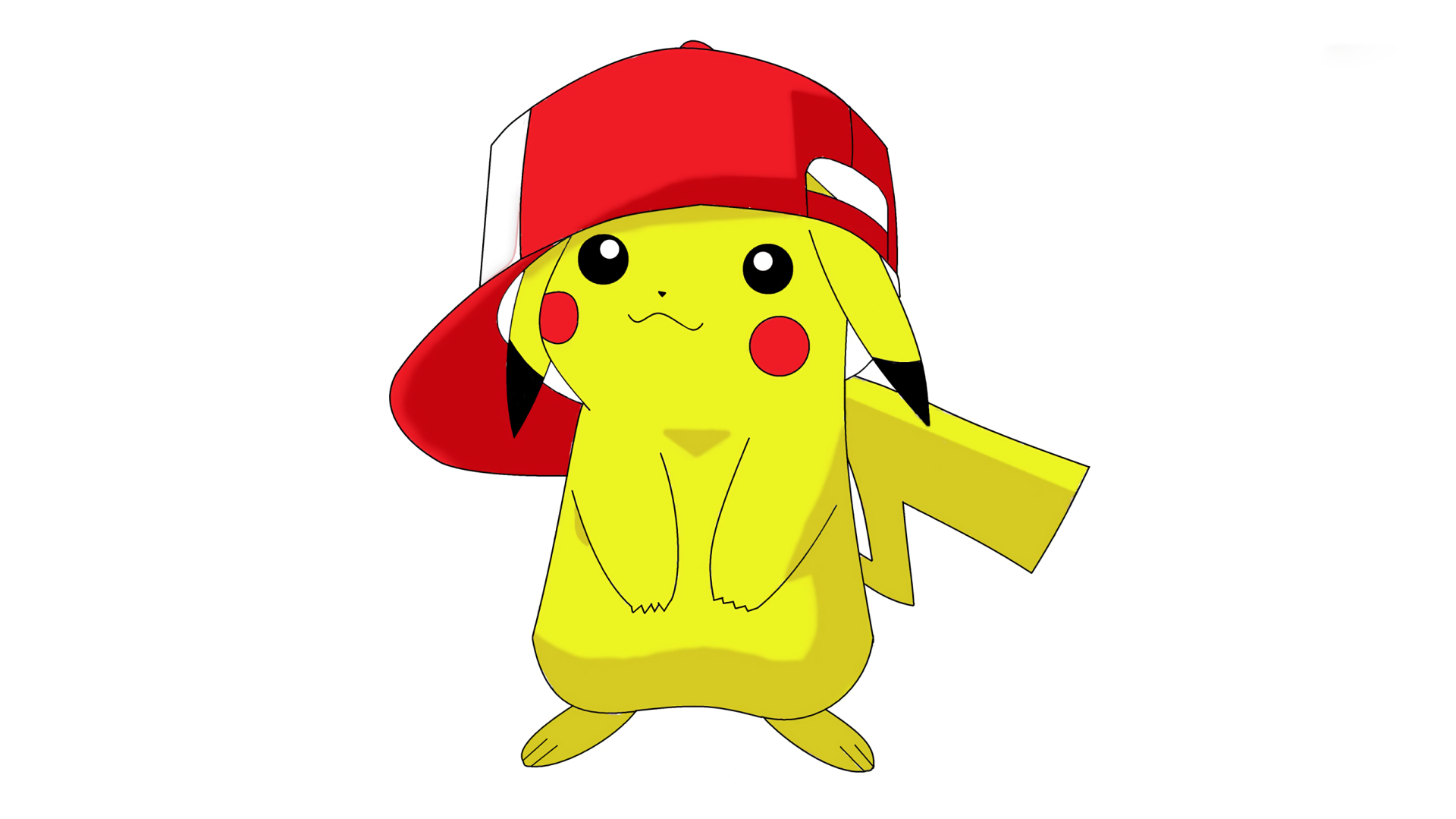 Anime - Pokémon  Pikachu Anime Video Game Wallpaper