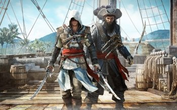 Video Game - Assassin's Creed IV: Black Flag Wallpapers and Backgrounds ID : 481260