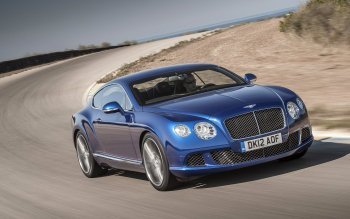 Fahrzeuge - 2013 Bentley Continental GT Speed Wallpapers and Backgrounds ID : 481276
