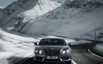 Vehicles - 2013 Bentley Continental GT V8 Wallpapers and Backgrounds ID : 481485