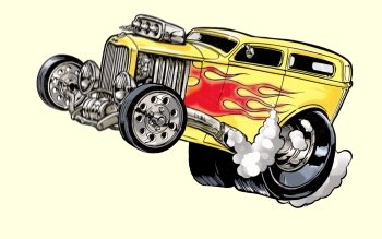 Vehicles - Hot Rod Wallpapers and Backgrounds ID : 481797