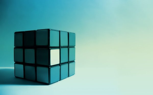 Spel Rubik's Cube Cube HD Wallpaper | Background Image