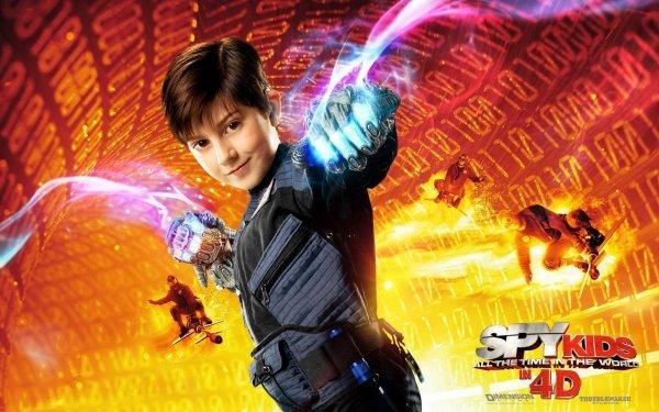 Movie Spy Kids HD Wallpaper | Background Image