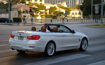 Vehicles - Bmw 4 Series Cabrio Wallpapers and Backgrounds ID : 482124