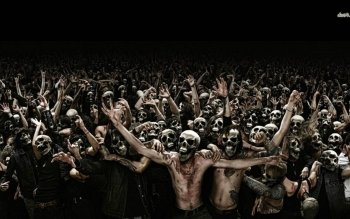 Dark - Zombie Wallpapers and Backgrounds ID : 482326