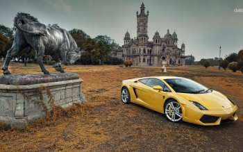 Vehicles - Lamborghini Wallpapers and Backgrounds ID : 482532