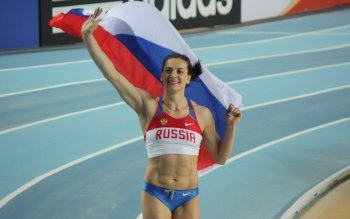 Sports - Yelena Isinbayeva Wallpapers and Backgrounds ID : 482766